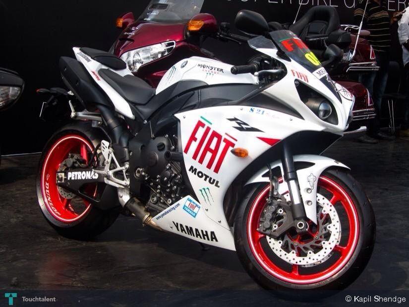 Yamaha. Mister. FOX FIRE :-))))