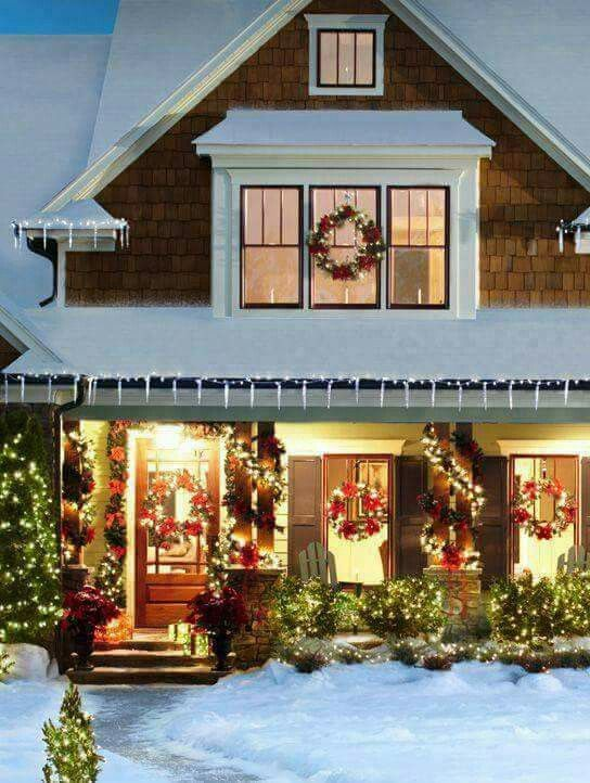 Pin de Lynn Pirrello en Christmas Pinterest Sitios Paisajes y