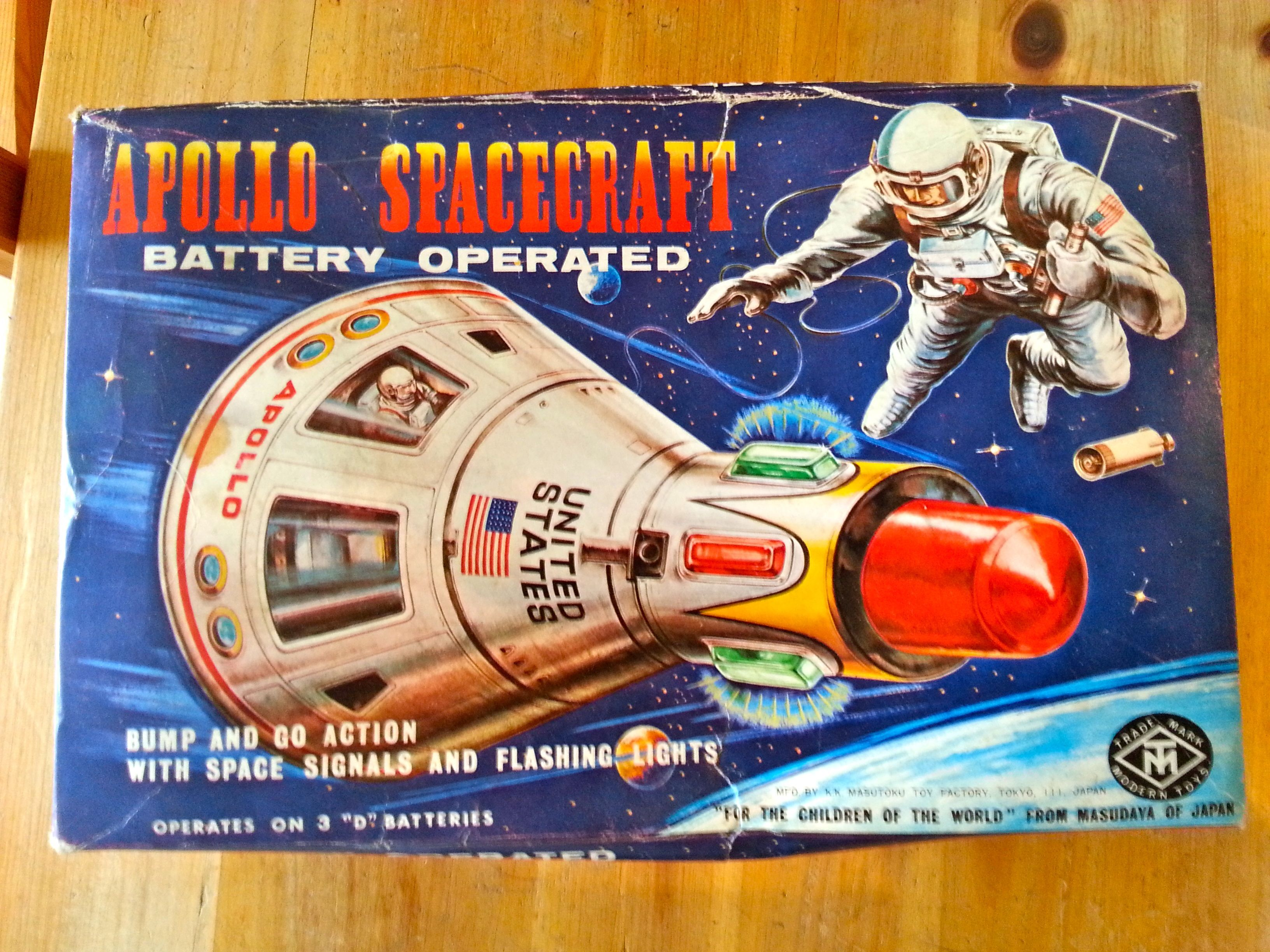 apollo spacecraft batteries - photo #11
