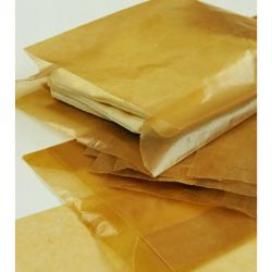 Wax paper,,,, So Simple and pure it's soothing!!!
