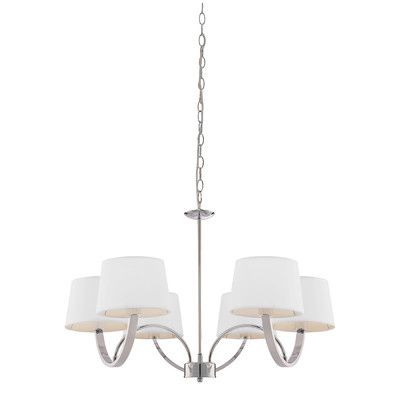 Endon Lighting Kronleuchter 6-flammig Macy | Neues Haus ...