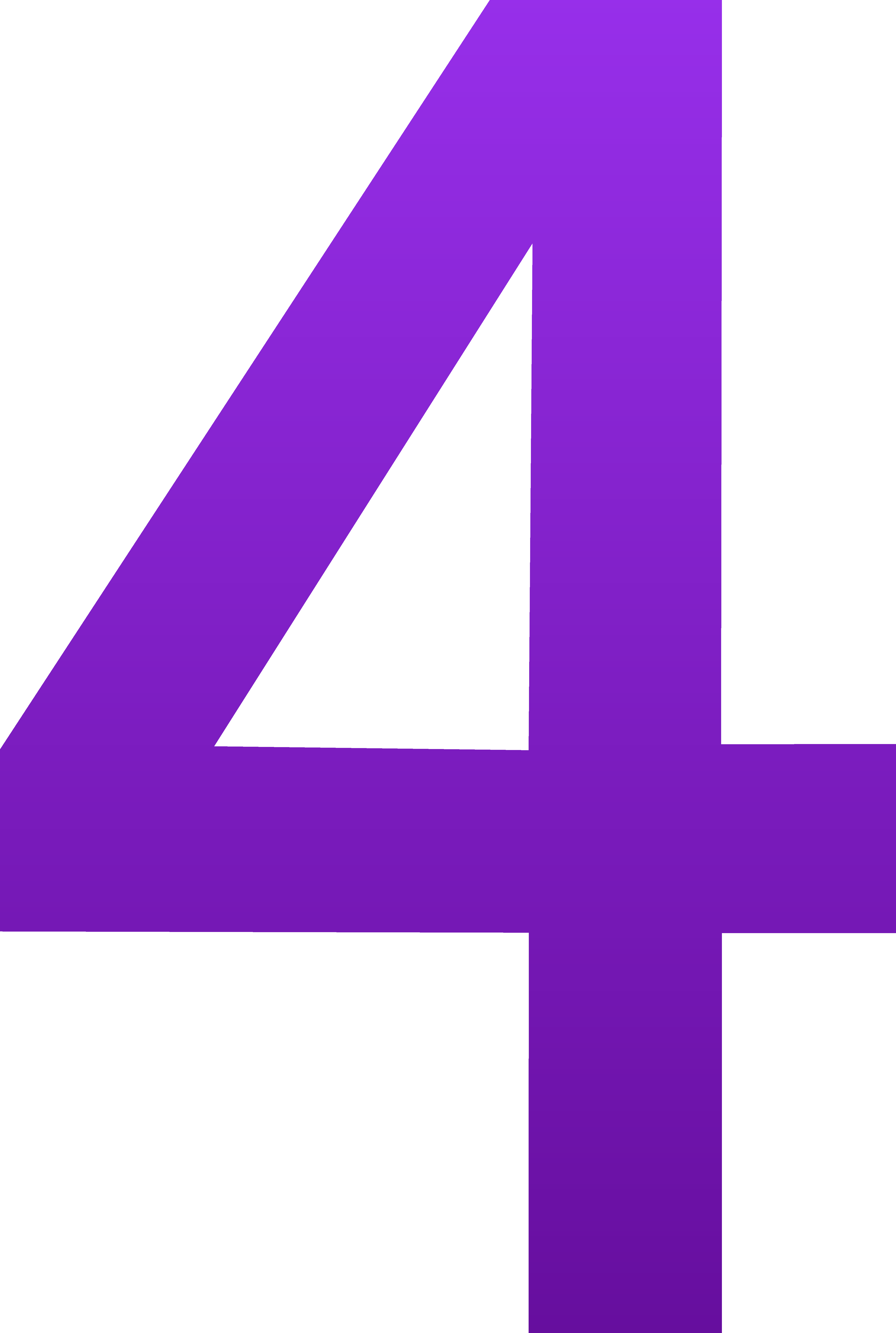 4 The Number Four Free Clip Art Free Clip Art Clip Art Numbers
