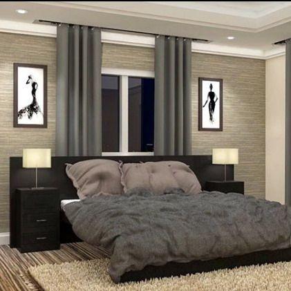 desain interior kamar tidur   ide dekorasi rumah, kamar