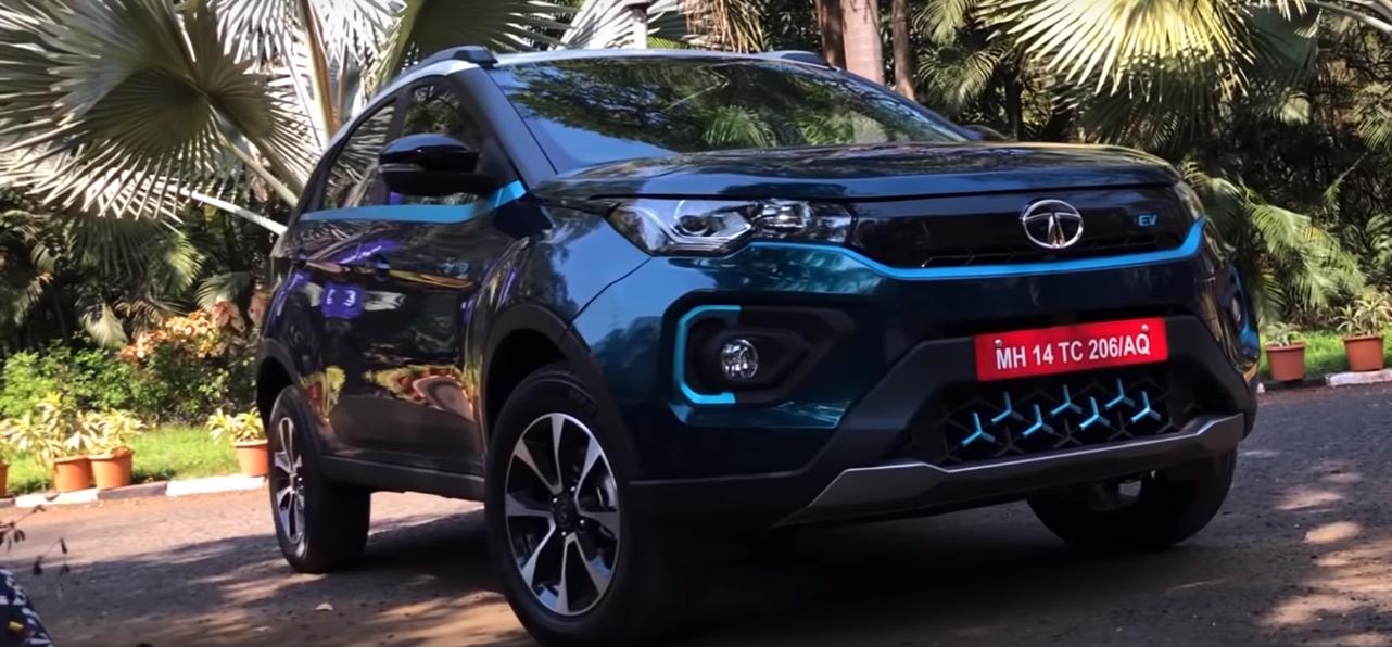 Tata Nexon EV launched today in 2020 Tata, Infotainment
