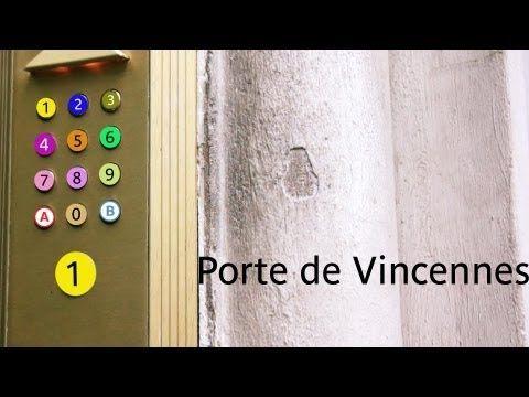 #Paris by Métro - 4 Porte de Vincennes - #YouTube #travel