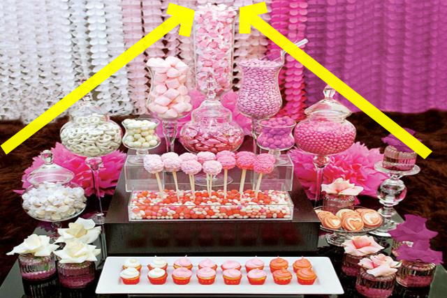 7 Super Simple Diy Tips For Candy Buffet Candy Bar Wedding