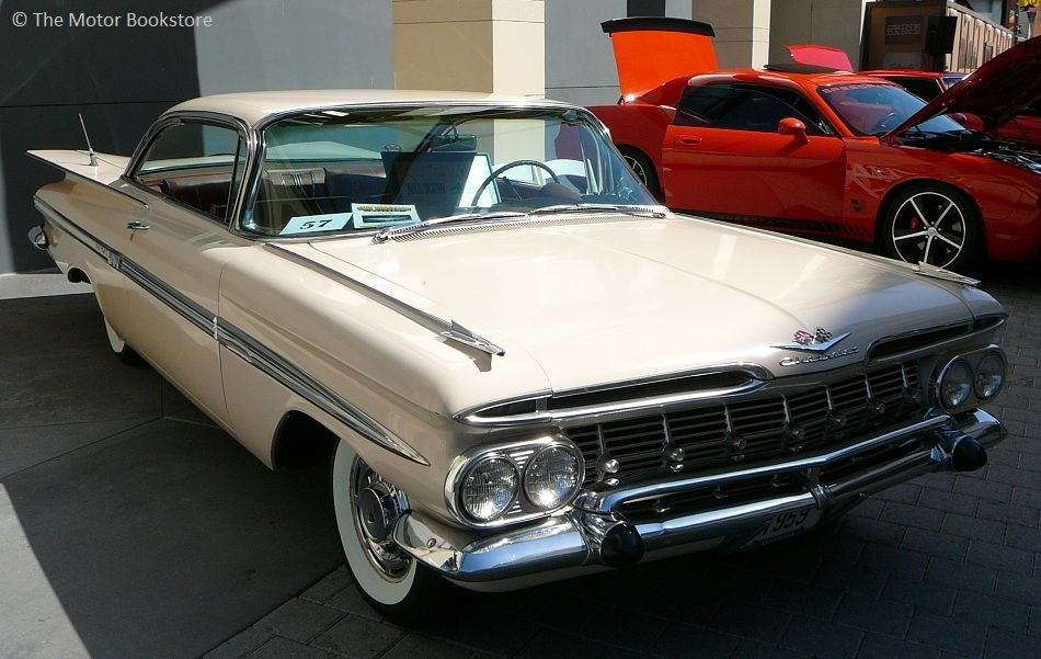 Chevy Impala Front View Downtown Disney Car Masters - Car show orlando fl