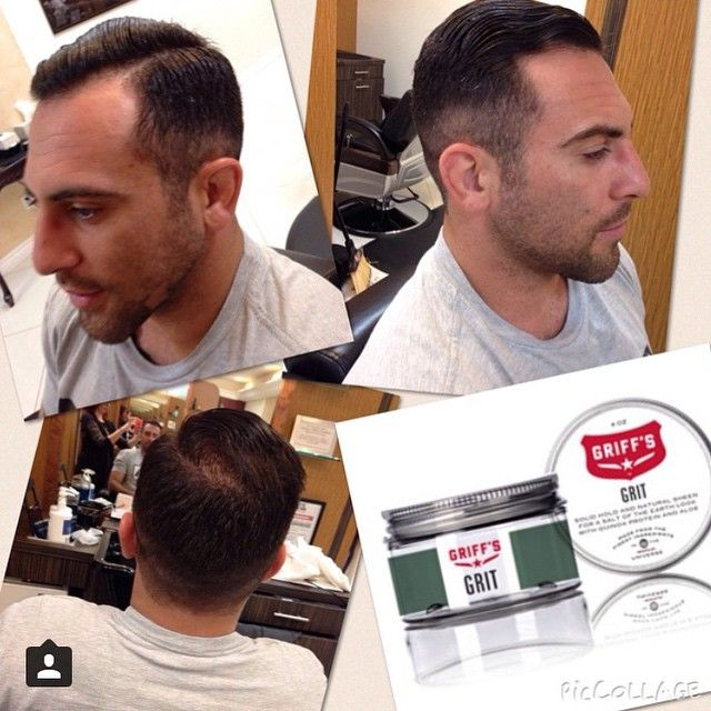 Griffs On Instagram Executive Haircut By Hairbylil Styled With Our Very Own Grit Pomade At 188westlakevillage Groomlikegriff Hairstyling Menshair