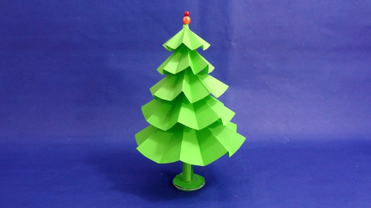 Pin On Paper Christmas Craft