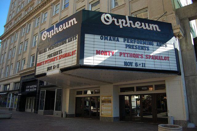 Orpheum Theatre Omaha Ne Open Photo 1 Omaha Omaha Nebraska Nebraska Cornhuskers