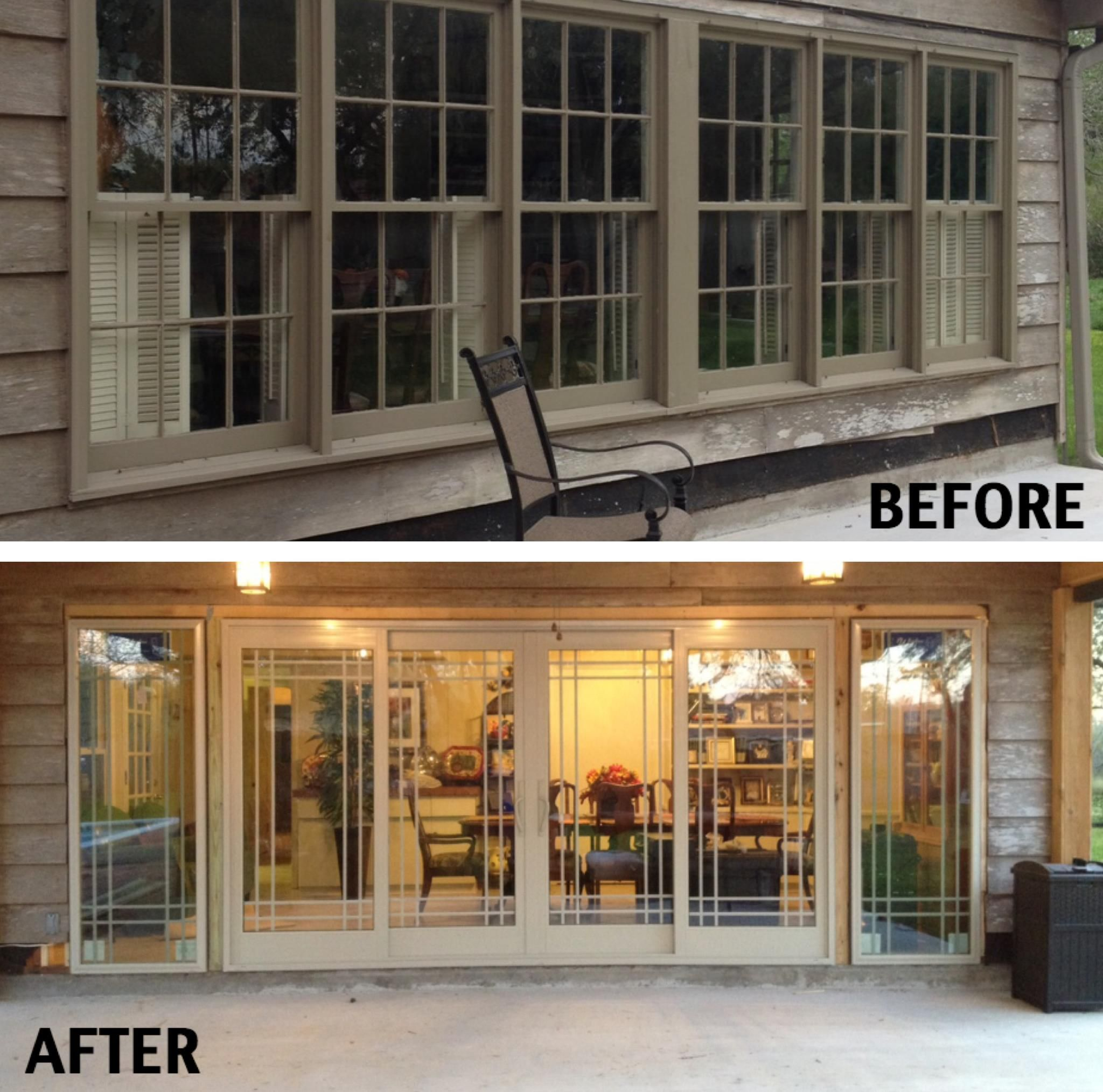 Before After Replacement Windows Google Search Windows