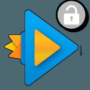 Rocket Player Premium Unlocker v1.1.1 Cracked Apk