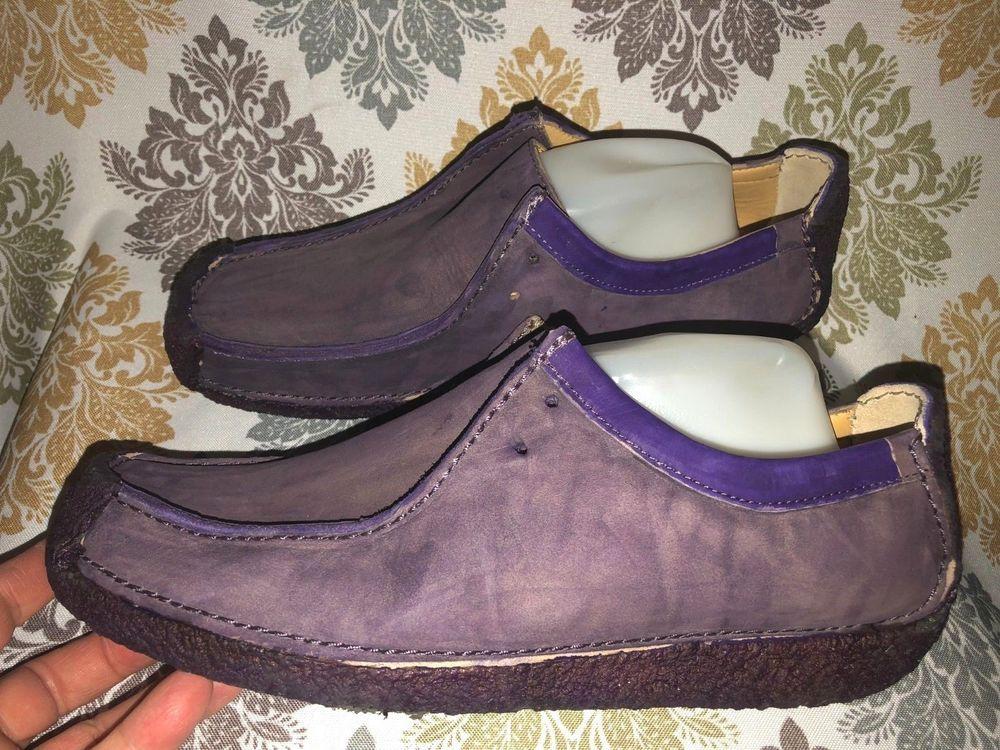Men s Clarks Originals Natalie Plum Suede Casual Oxford Shoes Crepe Soles  11.5 M  fashion  clothing  shoes  accessories  mensshoes  casualshoes (ebay  link) 4c4d097312