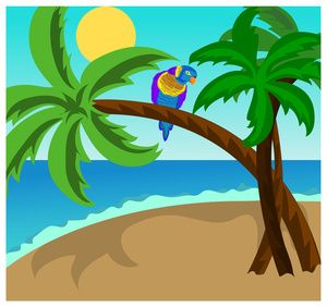 tropical island clip art images tropical island stock photos clipart rh pinterest com tropical island clip art free tropical island clip art free