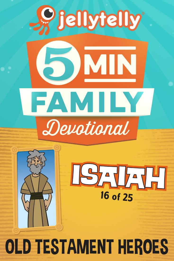 Your kids will love learning about God with the 5 Minute Family ...