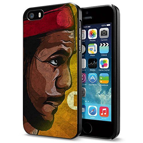 NBA Miami Heat LeBron James Cartoon , Cool iPhone 5 5s Smartphone Case Cover Collector iphone Black 9nayCover http://www.amazon.com/dp/B00UPMOVDA/ref=cm_sw_r_pi_dp_G4Msvb0A2P6YQ