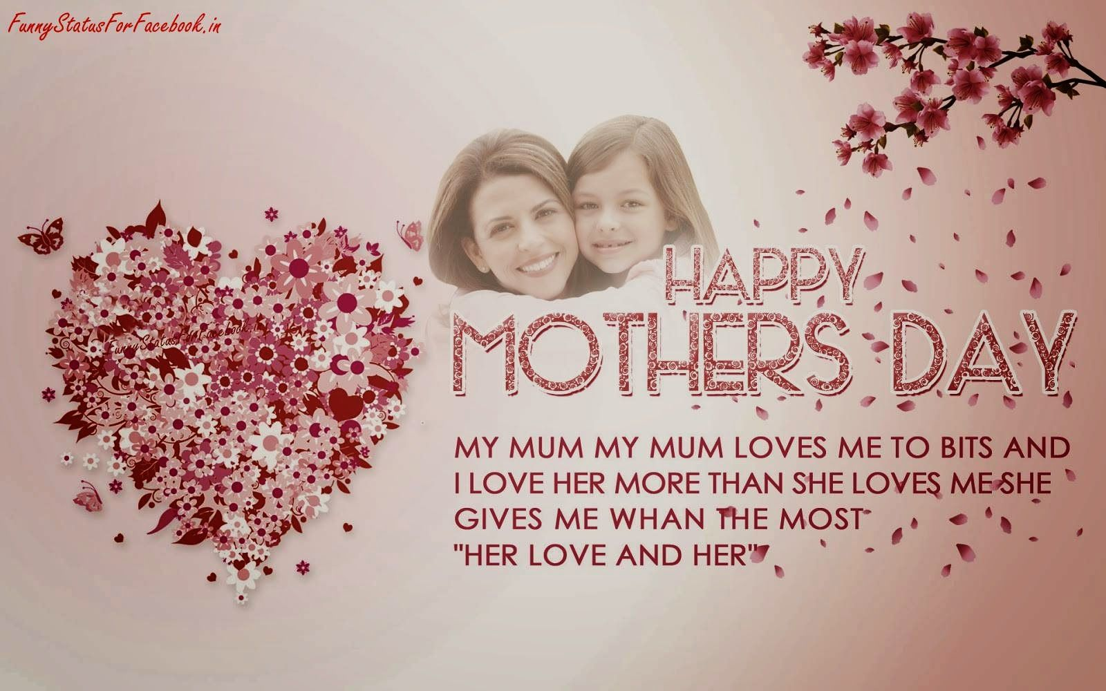 Love quotes for her of the day happy mothers day quotes greeting love quotes for her of the day happy mothers day quotes greeting cards wallpapers with messages kristyandbryce Gallery