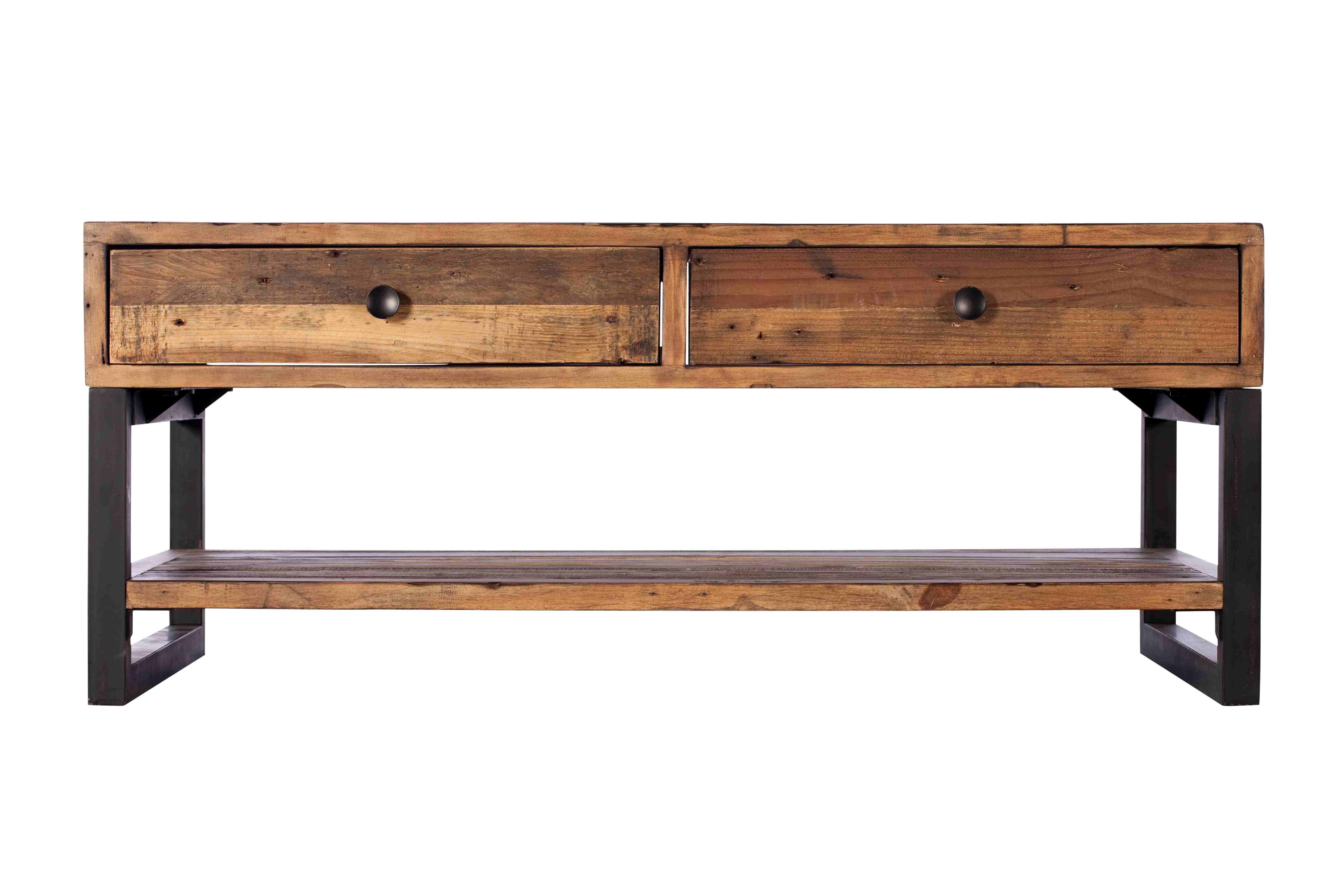 The quayside reclaimed coffee table wotnotantiques £371