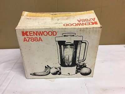 KENWOOD CHEF - Blender/Liquidiser Jug - A788 (A701, A701a) New