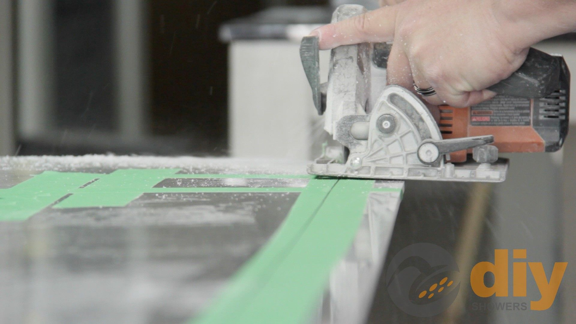 Cutting an onyx shower panel with a circular saw fine toothed cutting an onyx shower panel with a circular saw fine toothed plywood blade greentooth Images