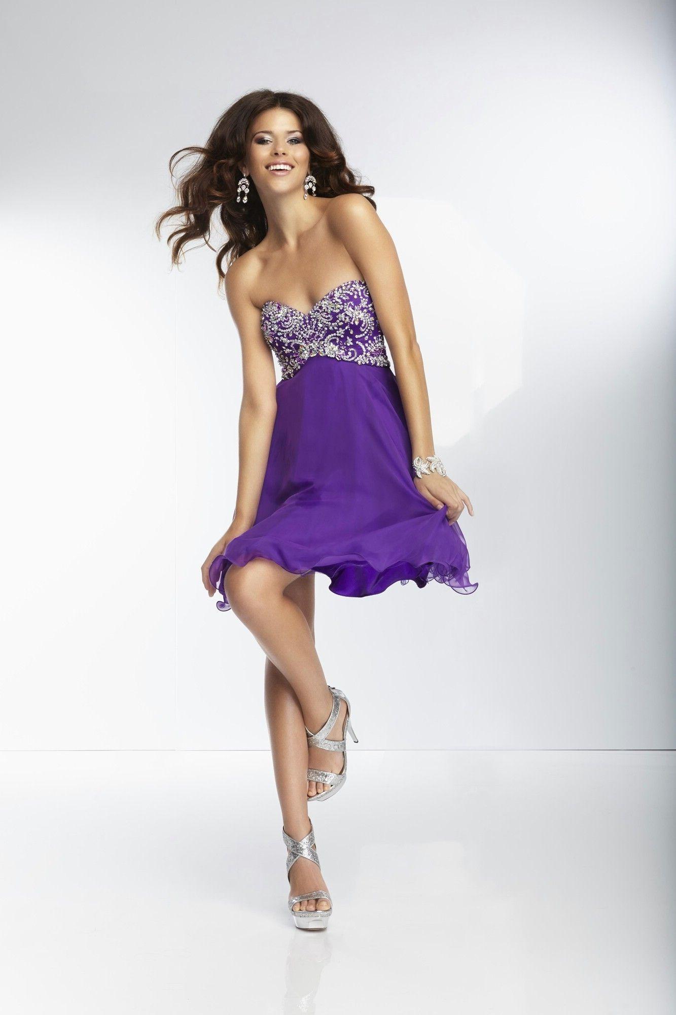 purple-cocktail-dresses-for-weddings- | Cute Cocktail Dresses Ideas ...