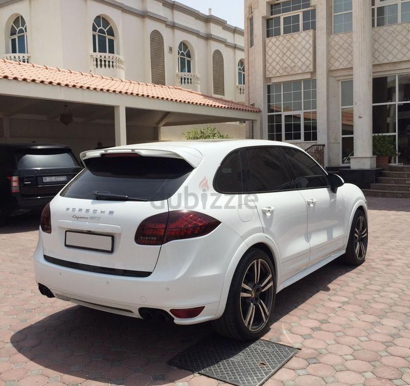 dubizzle Dubai | Cayenne: PORSCHE CAYENNE GTS FULL OPTION