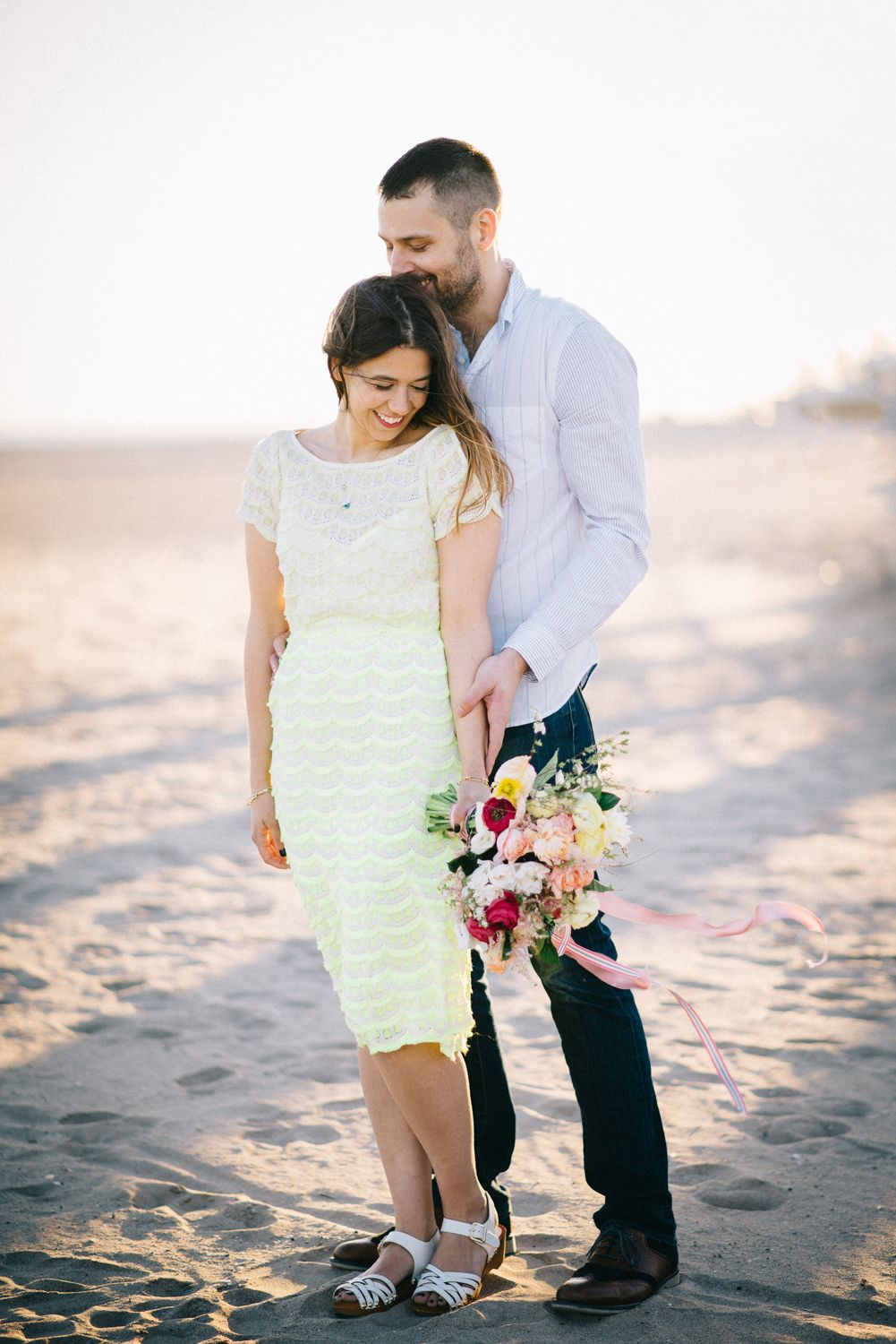 Things are heating up with these summer engagement outfit ideas