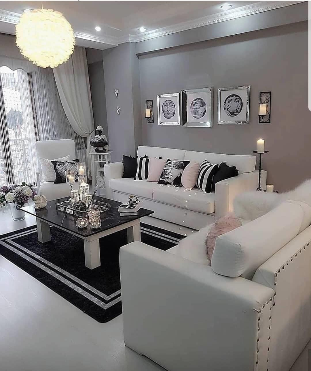 """Inspiring Sitting Room Decor Ideas For Inviting And Cozy: INTERIOR IDEAS & INSPIRATION 🛋 On Instagram: """"Credit"""