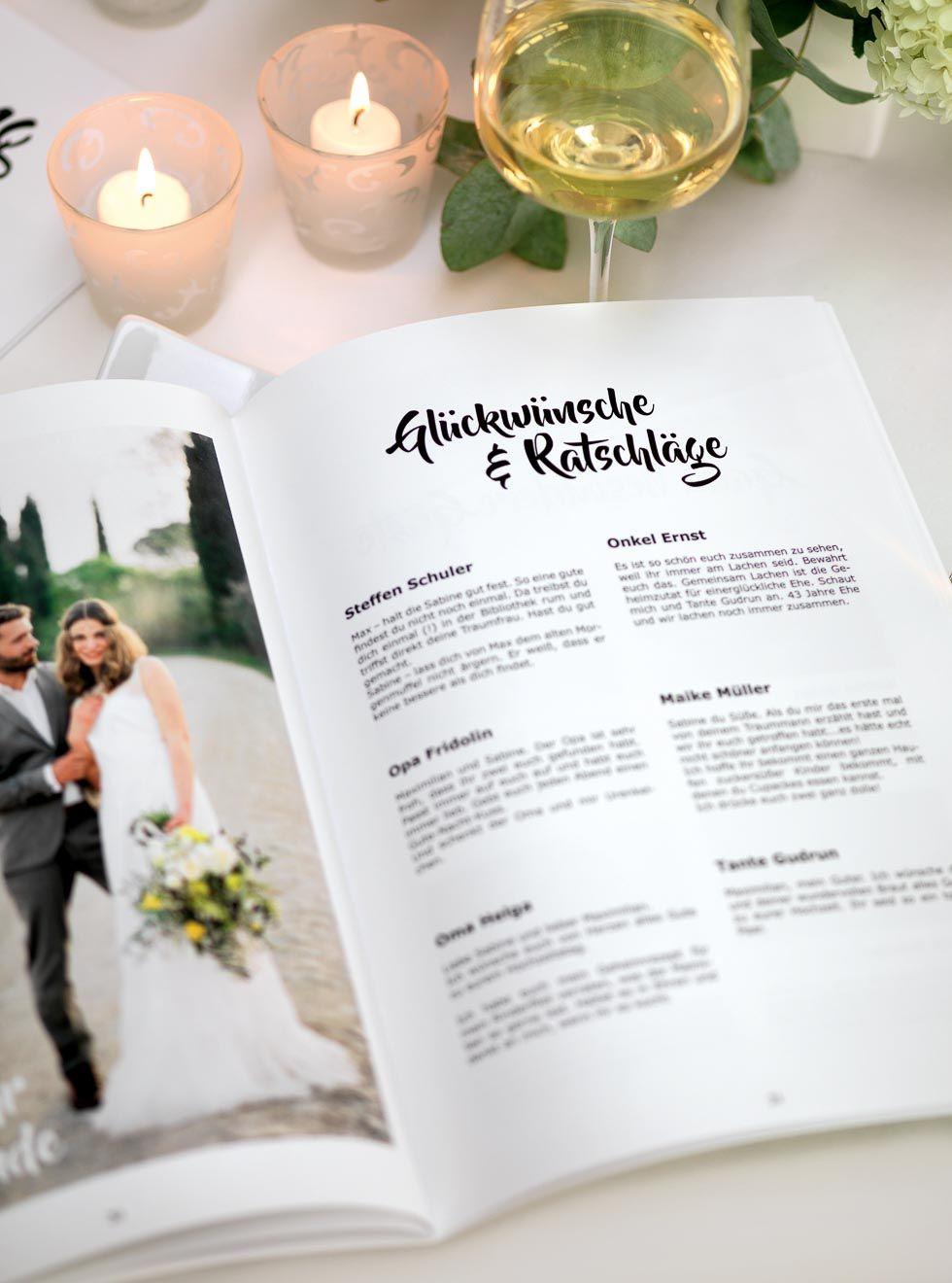 Hochzeitszeitung Vorlage Professionelles Magazin In Word Gestalten Hochzeitszeitung Hochzeit Broschure Hochzeit Aktionen