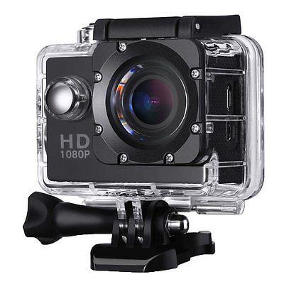 action cam hd dv 1080p wasserdicht sport video helm unterwasser kamera. Black Bedroom Furniture Sets. Home Design Ideas