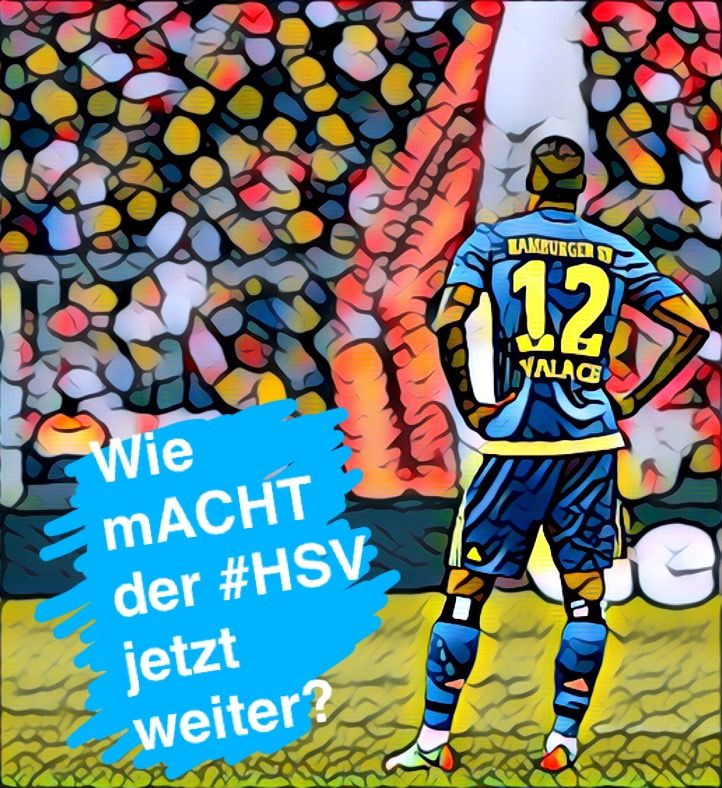 Wie mACHT der #HSV jetzt weiter? Noch nie #ZweiteLiga. Demnächst #Löwen statt #FCBayern?