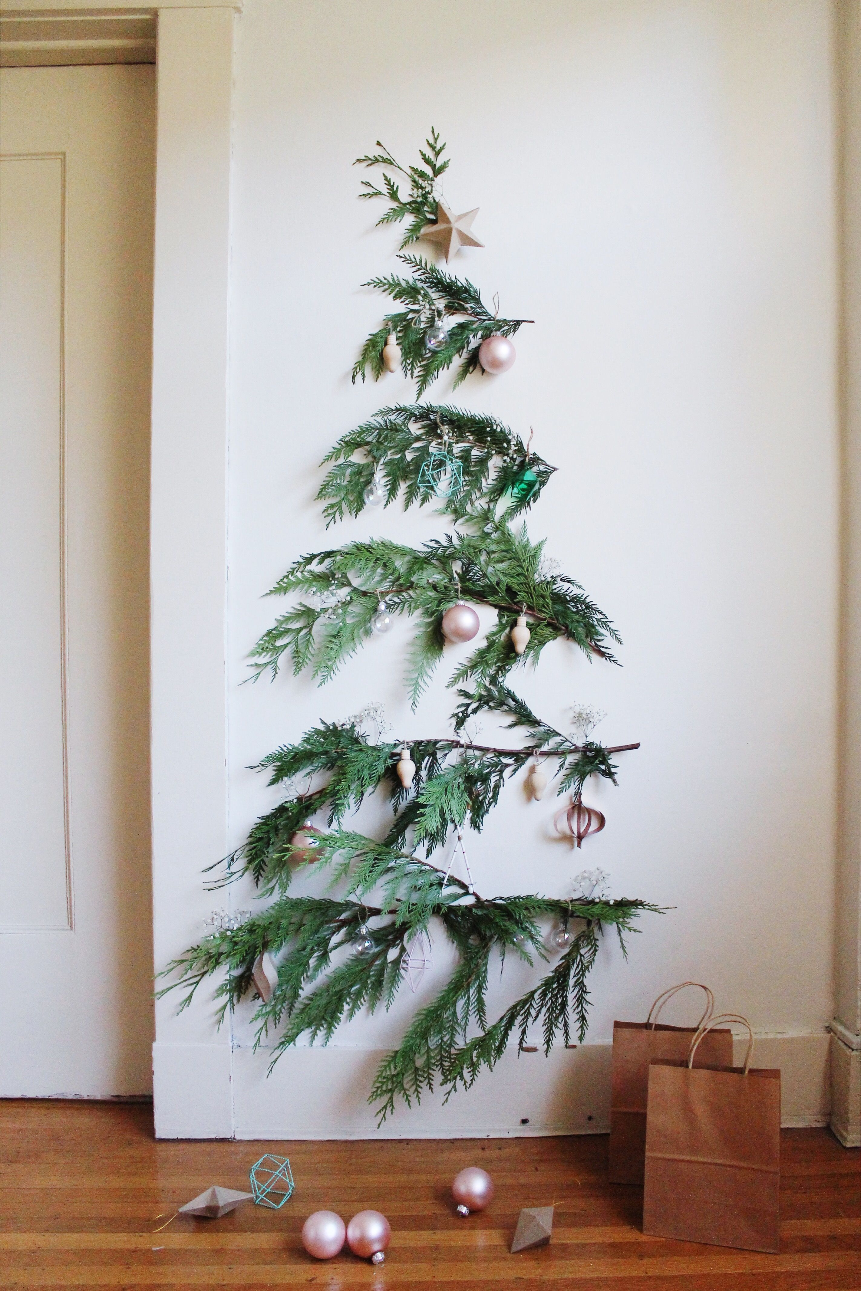 Christmas Trees For Small Apartments.The Perfect Small Space Christmas Tree Ideas Shuggilippo