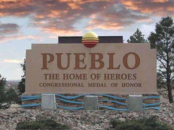 Pueblo Colorado The Home Of The Heroes Pueblo Colorado Pueblo Colorado Image