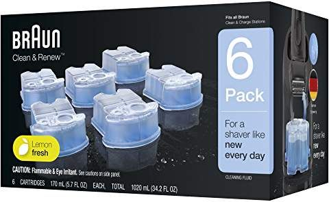 2 Pack Braun Clean Renew Refill Cartridges Only 53 99 Edeal Info Oil For Dry Skin Essential Oil Starter Kit Travel Size Products