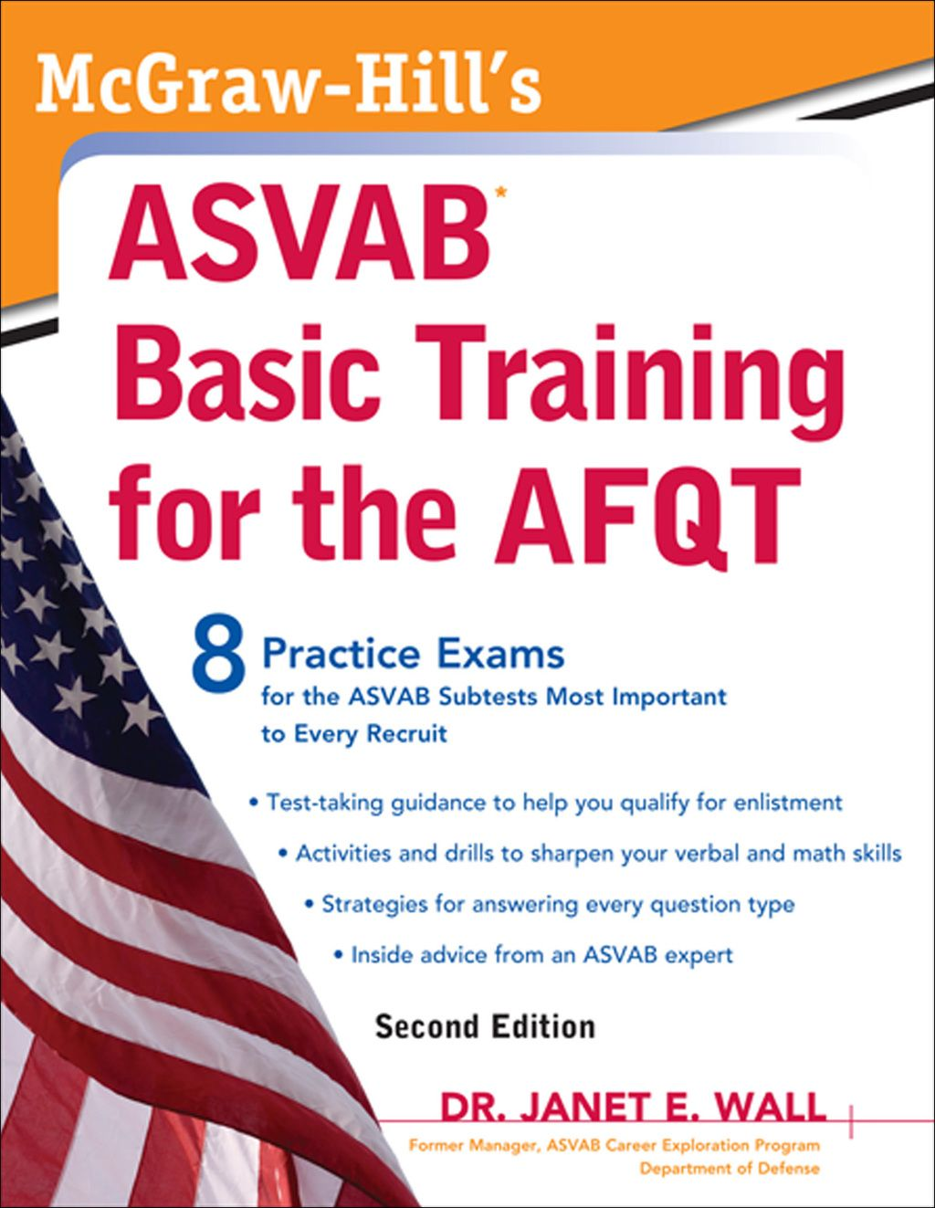 McGrawHill's ASVAB Basic Training for the AFQT Second