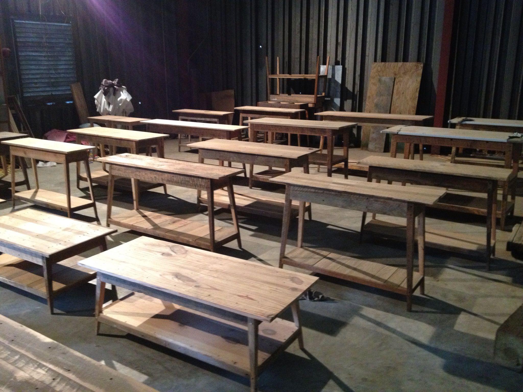 Nice Furniture · Landrum Tables Charleston SC.