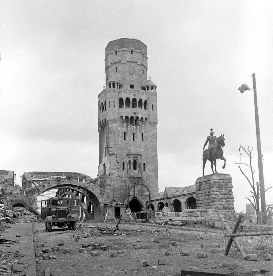 My Hometown , Köln / Cologne Founded 19 BC . Ruined WW II