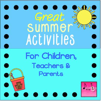 EDUCLIPS & EDUCASONG: Sumer Fun Ideas For Children, Teachers & Parents