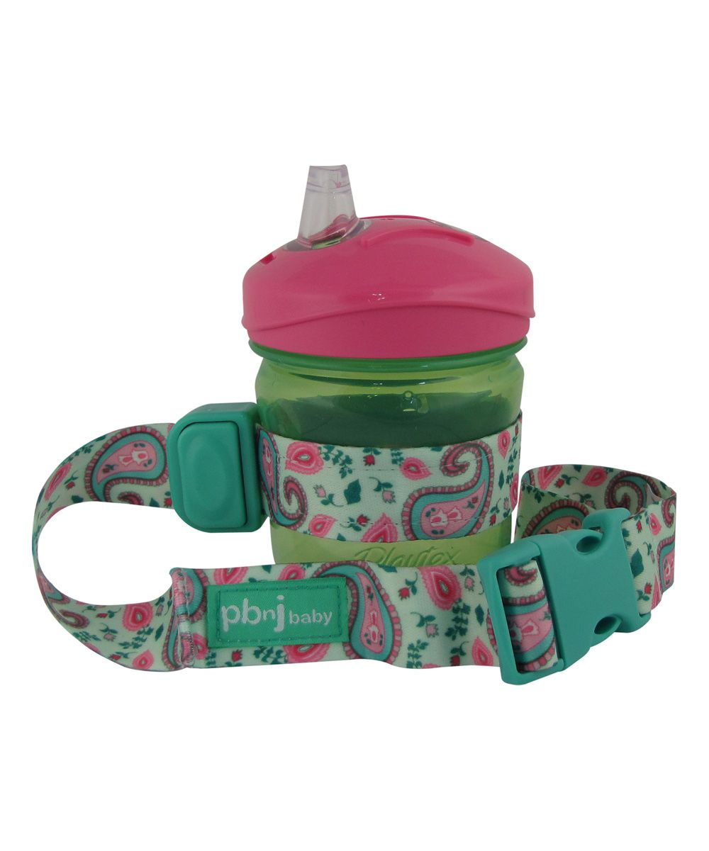 Green & Pink Paisley Stop the Dropsy 3-in-1 Combo Pack
