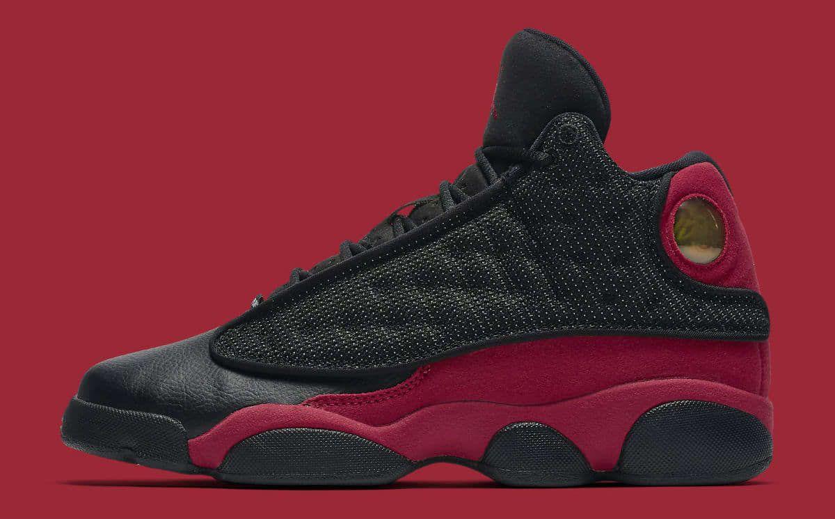3a869630e97 Nike Air Jordan 13 Retro BG (414574-004) Bred USD 105 HKD 820 ...