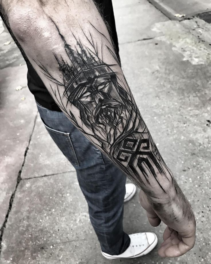 Pin Von Mauro Ezequiel Auf Tattoo Unterarm 14