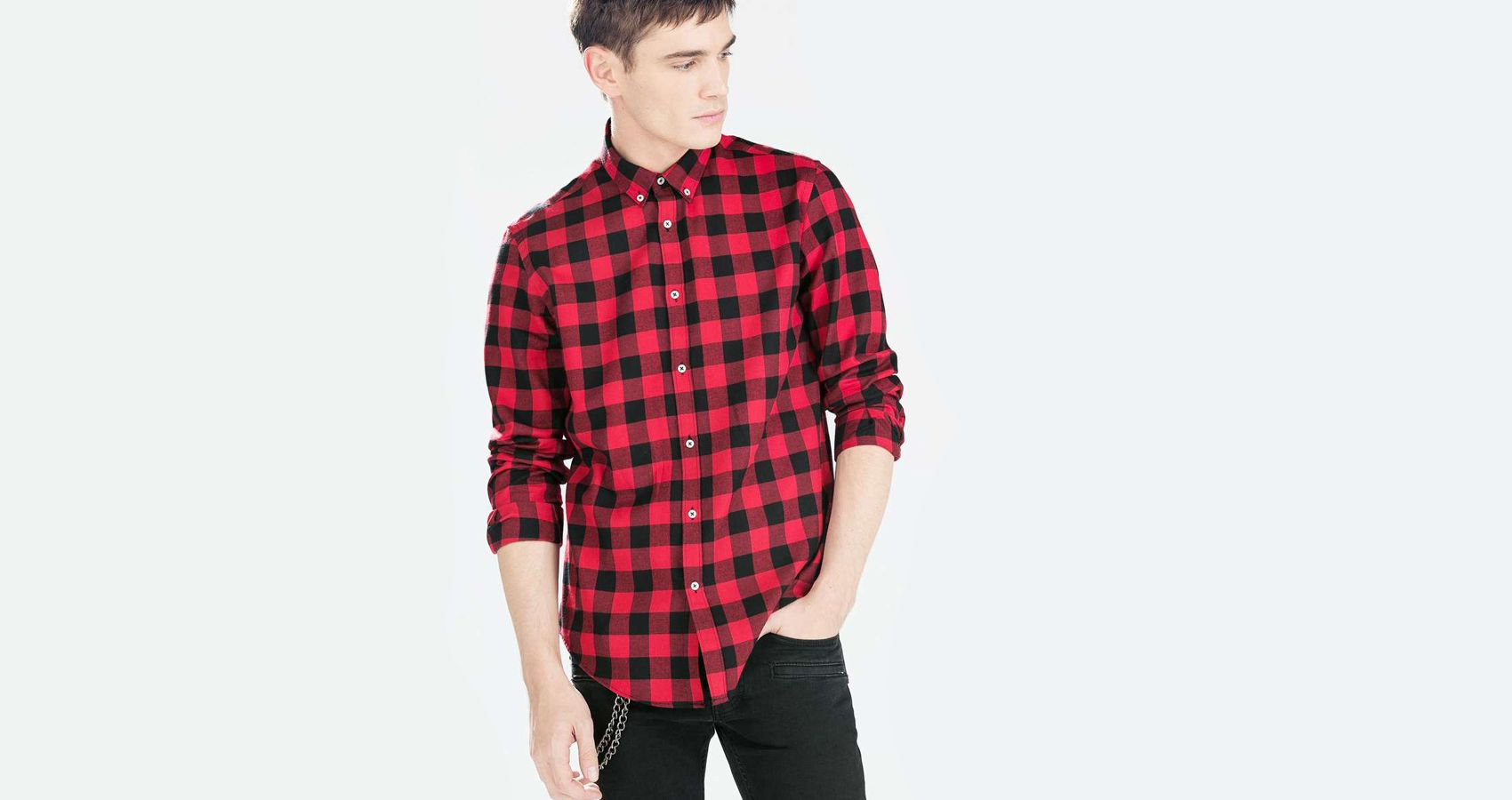 Dress up flannel shirt  Favorite Flannels Stand out in the seasonus best flannel shirts