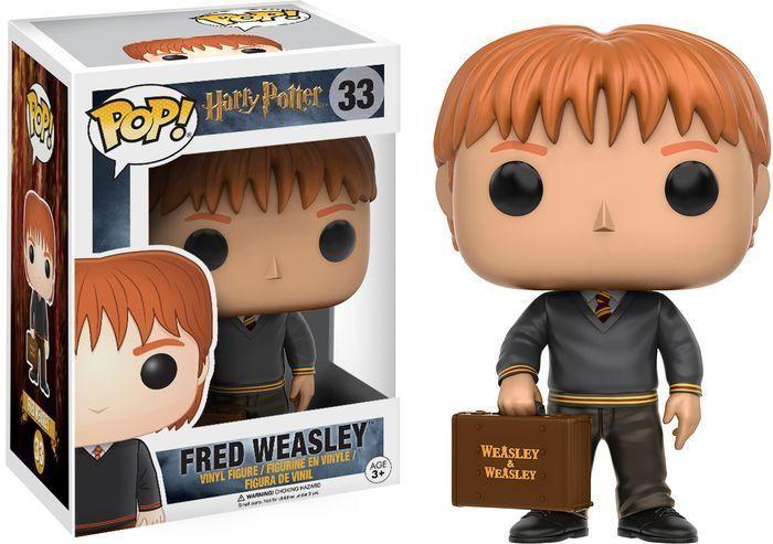 POP Harry Potter: HP - Fred Weasley  #Fred #Harry #POP
