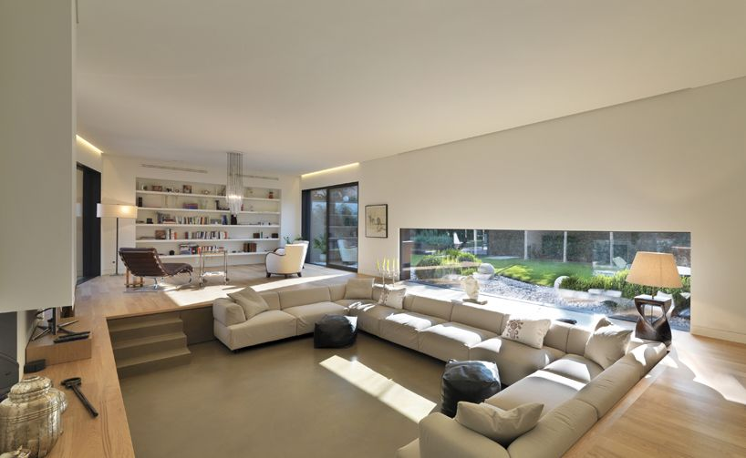 enrico iascone architects: private house