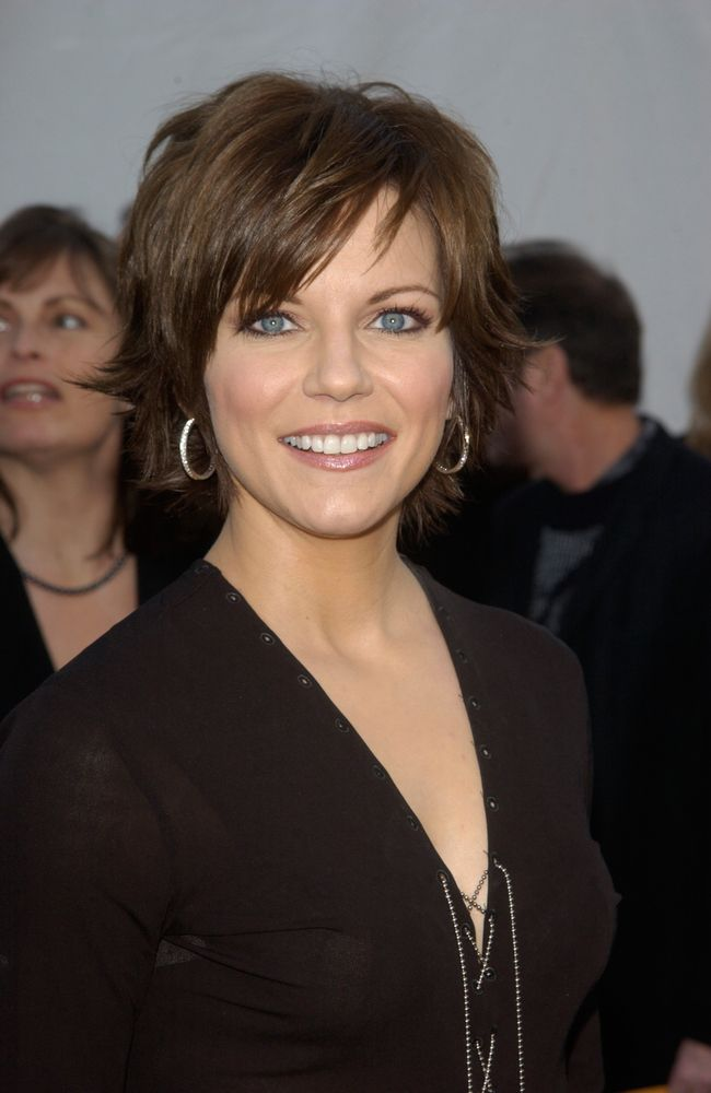 Martina Mcbride Grants Child With Muscular Dystrophys Dying Wish