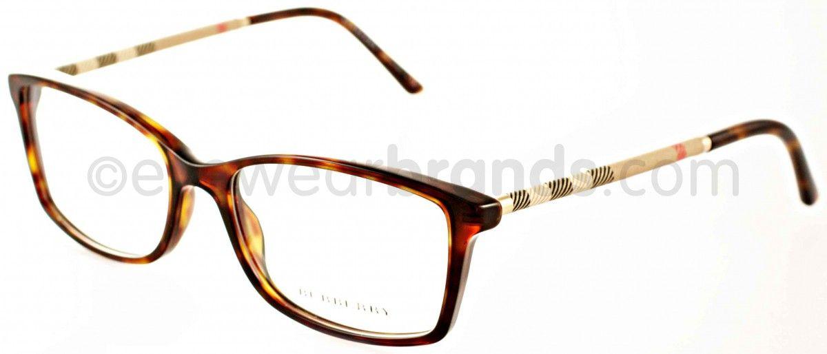 Burberry BE2120 3002 Tortoise Glasses | Eyewear Brands | cute ...