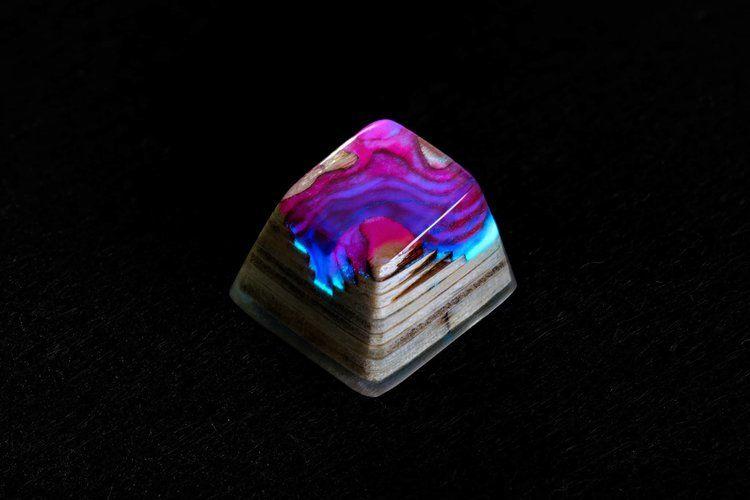 jelly key artifact series