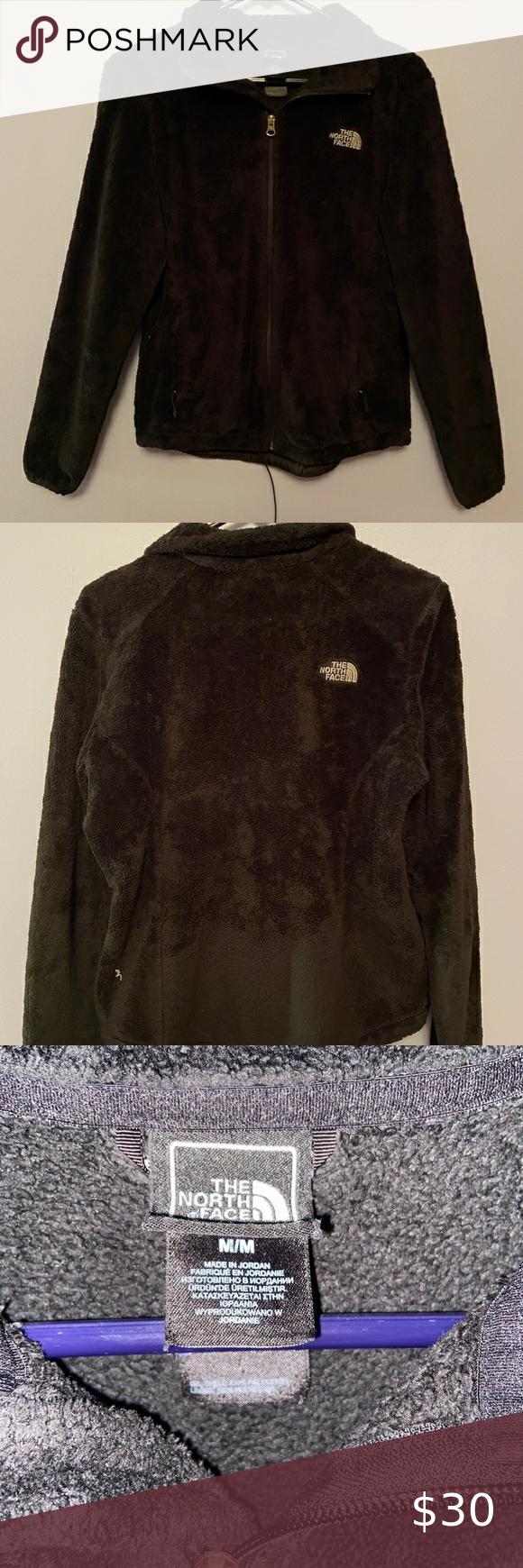 Northface Fleece Jacket Used In Good Condition Fleece Has Some Wearing Down From Washing But O Black North Face Jacket Winter Jacket North Face Fleece Jacket [ 1740 x 580 Pixel ]
