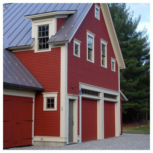Transom Window Over Garage Door Exterior House Color Garage Exterior House Exterior
