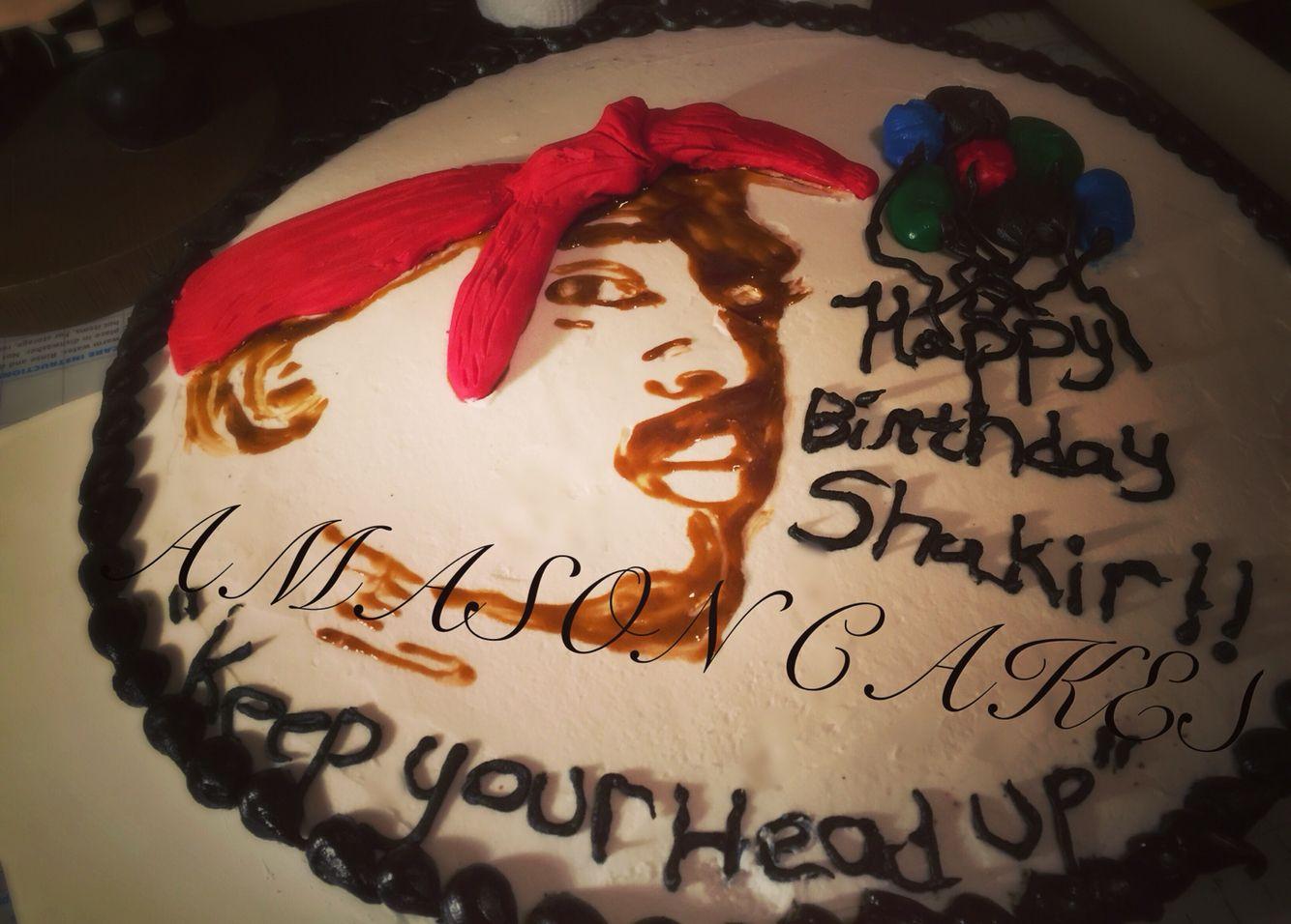 Happy Birthday Shakir!